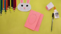 آموزش کاردستی با کاغذ رنگی اوریگامی خرگوش پرشی