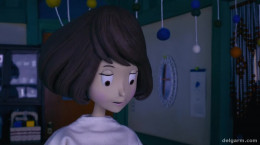 انیمیشن سریالی ریلاکوما و کائورو قسمت سوم ۳ دوبله فارسی