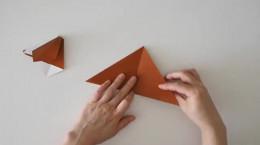 آموزش اوریگامی سگ کاغذی ۲۰۲۱