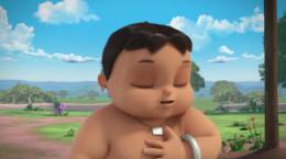 کارتون سریالی بیم کوچولوی قدرتمند فصل اول قسمت سوم ۳ بی کلام