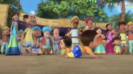 کارتون سریالی بیم کوچولوی قدرتمند فصل دوم قسمت دوم ۲ بی کلام