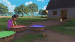 کارتون سریالی بیم کوچولوی قدرتمند فصل دوم قسمت سوم ۳ بی کلام