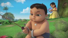 کارتون سریالی بیم کوچولوی قدرتمند فصل دوم قسمت ششم ۶ بی کلام