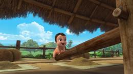 کارتون سریالی بیم کوچولوی قدرتمند فصل دوم قسمت هفتم ۷ بی کلام