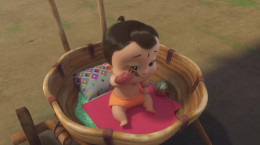 کارتون سریالی بیم کوچولوی قدرتمند فصل دوم قسمت هشتم ۸ بی کلام
