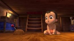 کارتون سریالی بیم کوچولوی قدرتمند فصل دوم قسمت یازدهم ۱۱ بی کلام