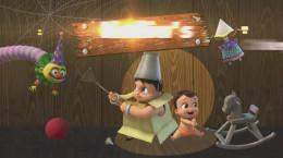 کارتون سریالی بیم کوچولوی قدرتمند فصل دوم قسمت سیزدهم ۱۳ بی کلام