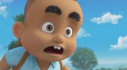 کارتون سریالی بیم کوچولوی قدرتمند فصل دوم قسمت چهارم ۱۴ بی کلام