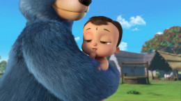 کارتون سریالی بیم کوچولوی قدرتمند فصل دوم قسمت پانزدهم ۱۵ بی کلام
