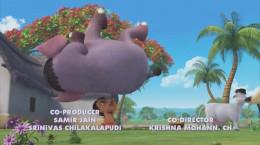 کارتون سریالی بیم کوچولوی قدرتمند فصل دوم قسمت هفدهم ۱۷ بی کلام