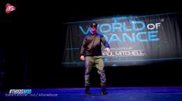 رقص رباتی پاپین جان در مسابقات جهانی رقص