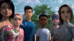 انیمیشن سریالی دنیای ژوراسیک اردوگاه کرتاسه فصل دوم قسمت هشتم ۸