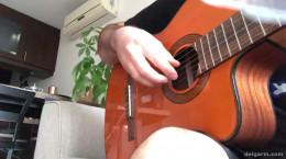 آموزش ریتم گیتار مبتدی ساده