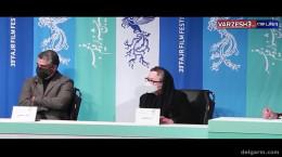 صحبت های پزمان جمشیدی در مورد فوت علی انصاریان
