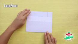 آموزش ساخت جعبه کادویی با مقوا ساده