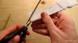 آموزش ساخت تفنگ کاغذی