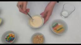 طرز درست کردن دسر خوشمزه برای کودک