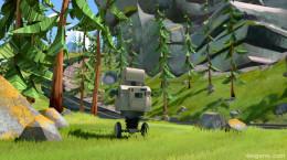 کارتون سریالی گریزی و موش کوچولوها فصل اول قسمت بیست و پنجم ۲۵
