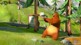 کارتون سریالی گریزی و موش کوچولوها فصل اول قسمت سی و پنجم ۳۵