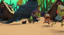 انیمیشن جدید باب اسفنجی: کمپ کورال ۲۰۲۱ قسمت ۱