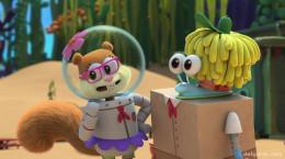 انیمیشن جدید باب اسفنجی: کمپ کورال ۲۰۲۱ قسمت ۵