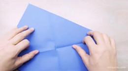 ساخت عینک با کاغذ رنگی