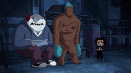 کارتون سینمایی جدید هارلی کوئین قسمت چهارم ۴