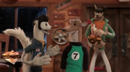 کارتون سریالی بادی تندر قسمت یازدهم ۱۱ دوبله فارسی