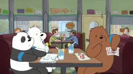 کارتون سریالی سه خرس کله پوک فصل اول قسمت اول ۱ دوبله فارسی