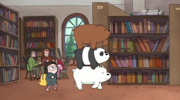 کارتون سریالی سه خرس کله پوک فصل اول قسمت سیزدهم ۱۳ دوبله فارسی