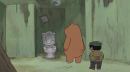 کارتون سریالی سه خرس کله پوک فصل اول قسمت پانزدهم ۱۵ دوبله فارسی