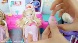 فیلم کارتون عروسک بازی دخترانه