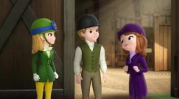 انیمیشن سریالی دخترانه پرنسس سوفیا قسمت اول ۱ دوبله فارسی