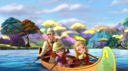 انیمیشن سریالی دخترانه پرنسس سوفیا قسمت هشتم ۸ دوبله فارسی