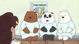 کارتون سریالی پسرانه سه خرس کله پوک فصل دوم قسمت سوم ۳ دوبله فارسی