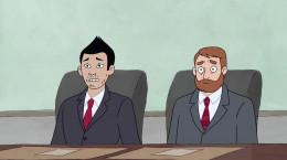 کارتون سریالی پسرانه سه خرس کله پوک فصل دوم قسمت نهم ۹ دوبله فارسی