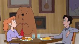 کارتون سریالی پسرانه سه خرس کله پوک فصل دوم قسمت دوازدهم ۱۲ دوبله فارسی