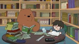 کارتون سریالی پسرانه سه خرس کله پوک فصل دوم قسمت بیستم ۲۰ دوبله فارسی