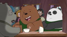 کارتون سریالی سه خرس کله پوک فصل سوم قسمت دهم ۱۰ دوبله فارسی