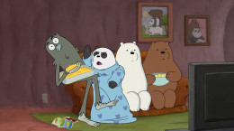 کارتون سریالی سه خرس کله پوک فصل سوم قسمت یازدهم ۱۱ دوبله فارسی