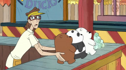 کارتون سریالی سه خرس کله پوک فصل سوم قسمت شانزدهم ۱۶ دوبله فارسی