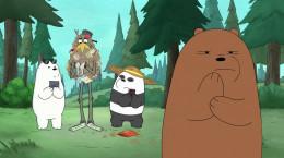 کارتون سریالی سه خرس کله پوک فصل سوم قسمت هجدهم ۱۸ دوبله فارسی