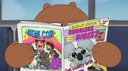 کارتون سریالی سه خرس کله پوک فصل چهارم قسمت چهارم ۴ دوبله فارسی