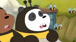کارتون سریالی سه خرس کله پوک فصل چهارم قسمت پنجم ۵ دوبله فارسی