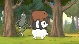 کارتون سریالی سه خرس کله پوک فصل چهارم قسمت ششم ۶ دوبله فارسی