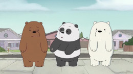 کارتون سریالی سه خرس کله پوک فصل چهارم قسمت دوازدهم ۱۲ دوبله فارسی