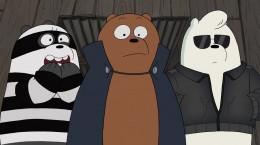 کارتون سریالی سه خرس کله پوک فصل چهارم قسمت نوزدهم ۱۹ دوبله فارسی