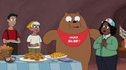 کارتون سریالی سه خرس کله پوک فصل چهارم قسمت بیستم ۲۰ دوبله فارسی