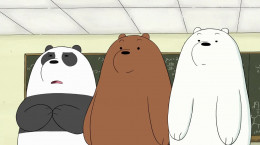 کارتون سریالی سه خرس کله پوک فصل چهارم قسمت بیست و سوم ۲۳ دوبله فارسی
