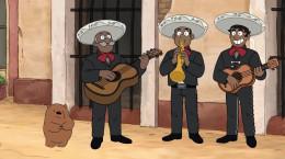کارتون سریالی سه خرس کله پوک فصل چهارم قسمت بیست و هفتم ۲۷ دوبله فارسی